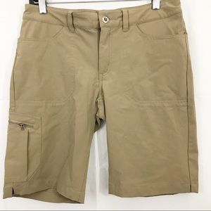 Patagonia Bermuda Shorts Stretch Outdoors Hiking